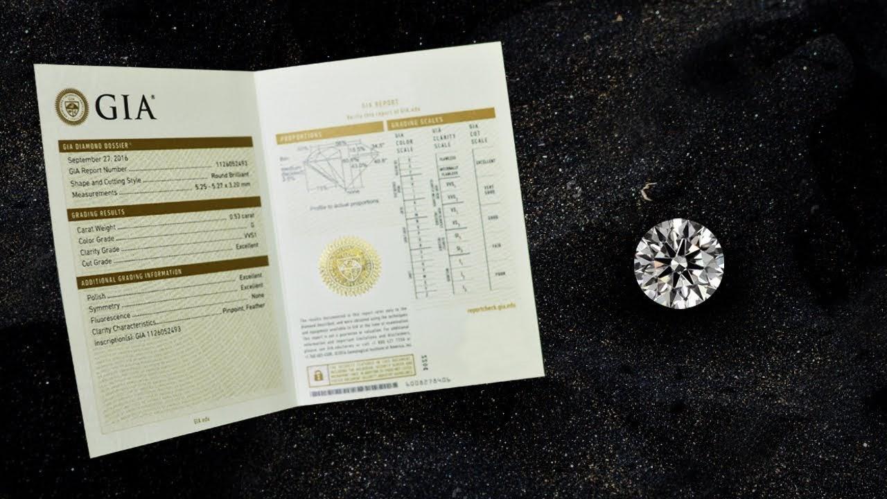 Perhiasan Berlian Asli Bersertifikat