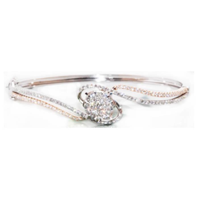 Diamond Bangle JDB8015