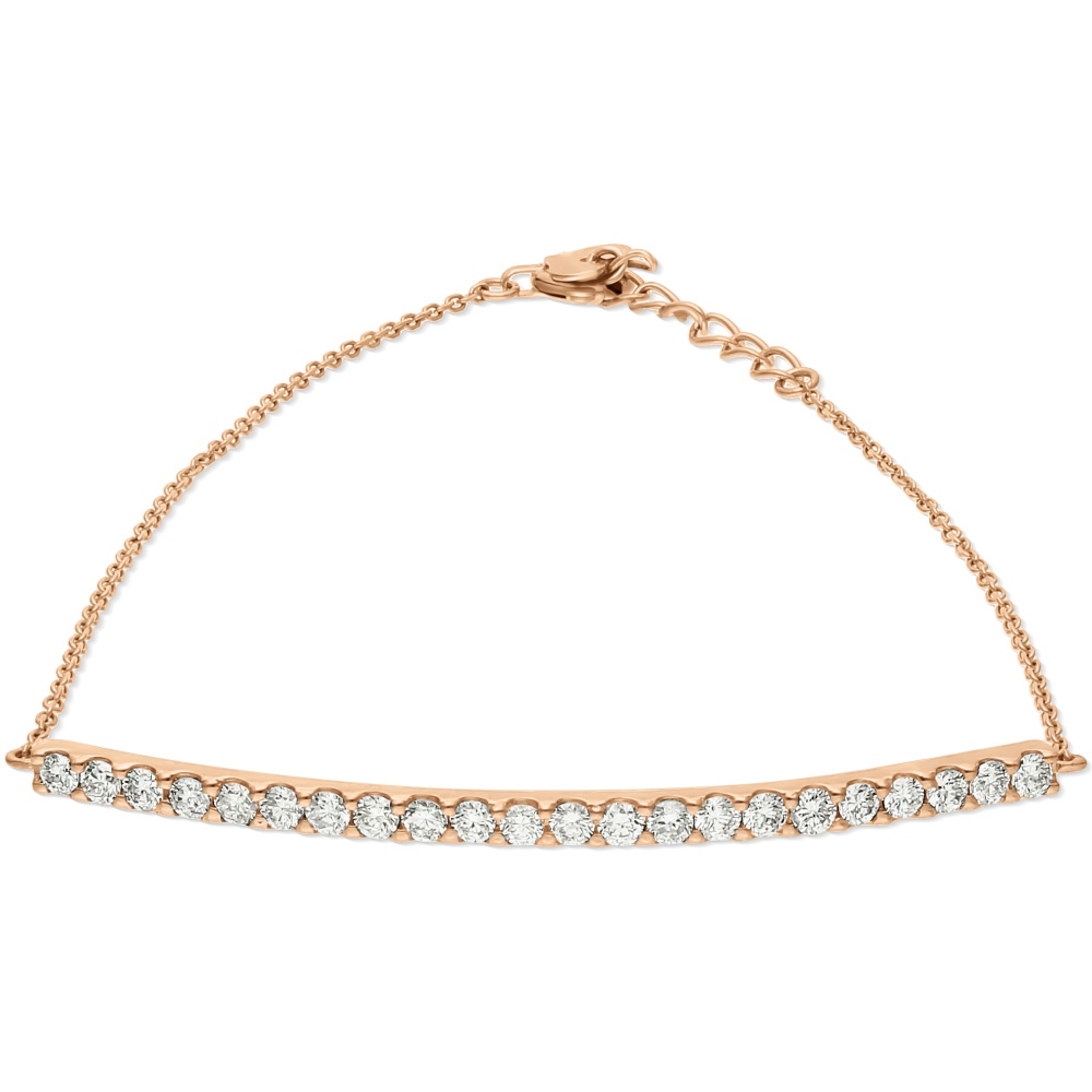 Diamond Bracelet B12046B