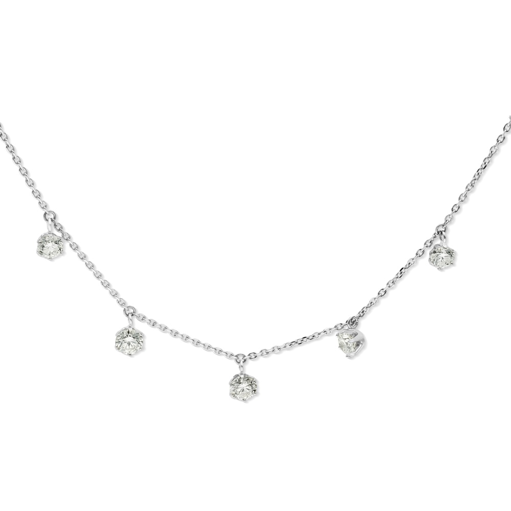 Diamond Bracelet B15111B-RD