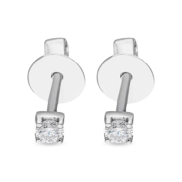 DIAMOND EARRINGS  DES0100
