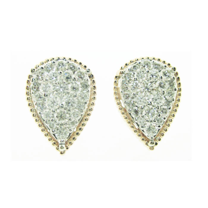 Diamond Earrings AF0472
