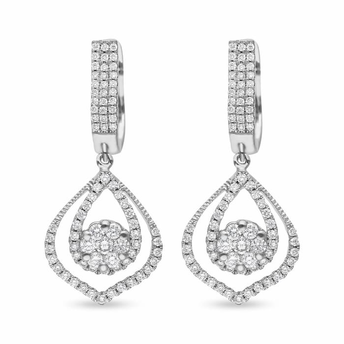 Diamond Earrings DAF0111
