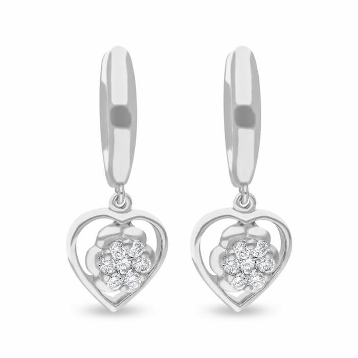 Diamond Earrings DAF0182