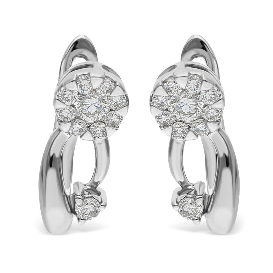 Diamond Earrings DAF0184