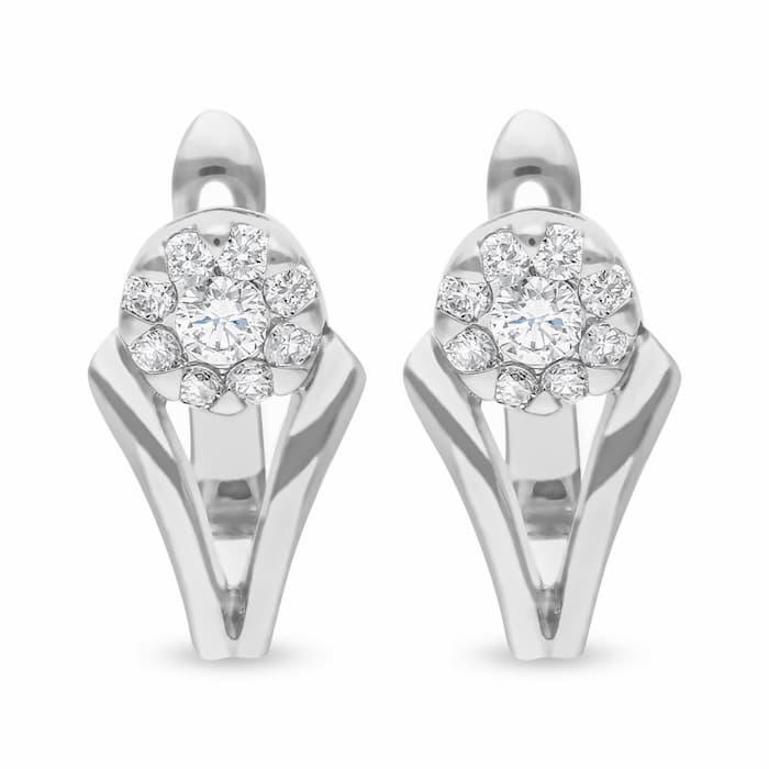 Diamond Earrings DAF0199