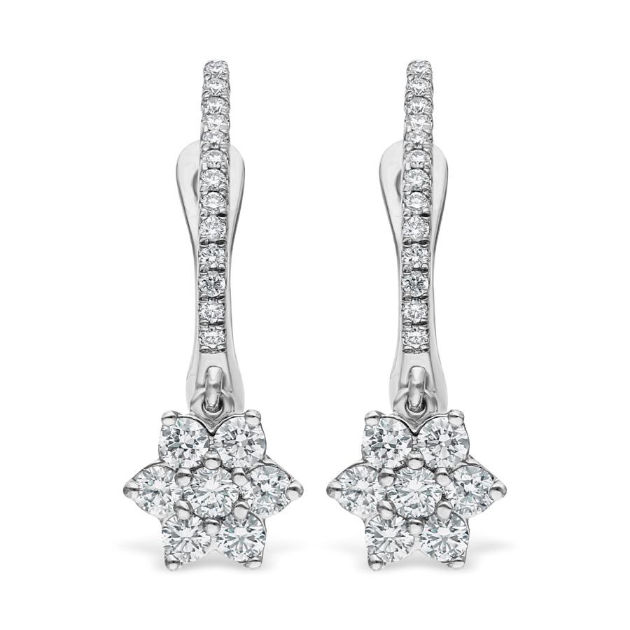 Diamond Earrings DAF0382