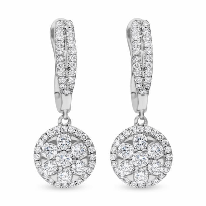 Diamond Earrings DAF0403