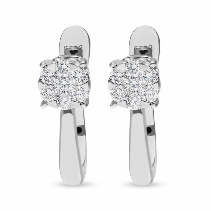 Diamond Earrings DAF0409