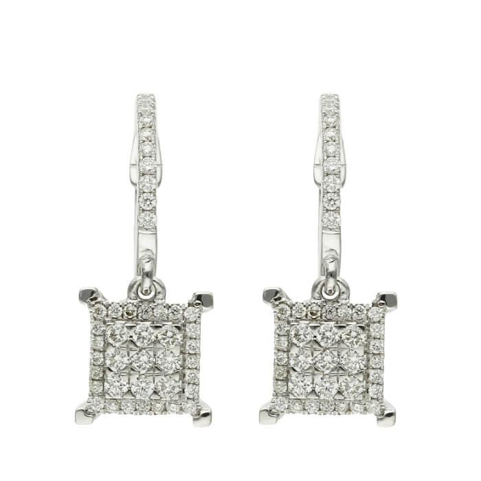 Diamond Earrings DAF0634