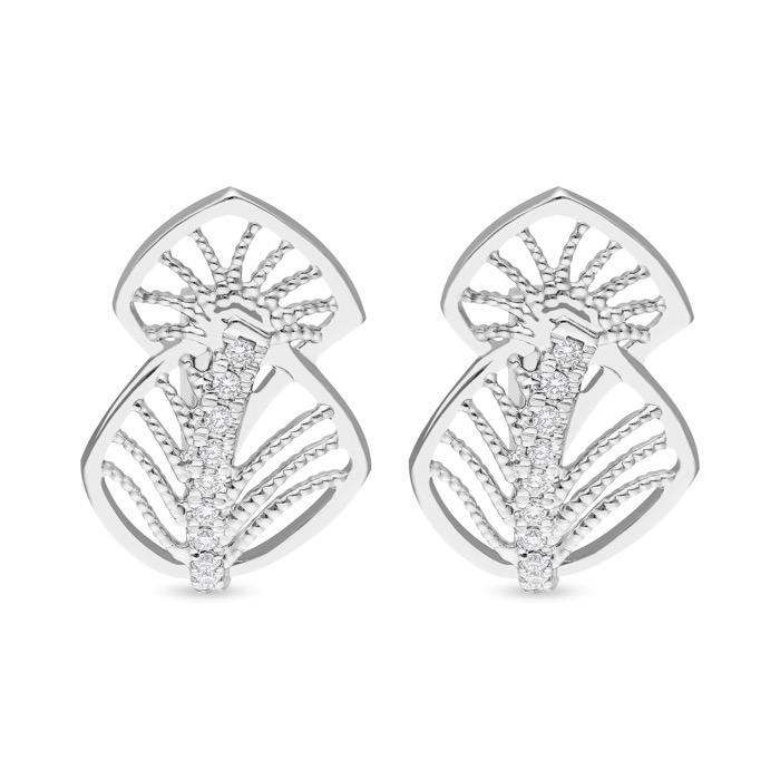 Diamond Earrings DEF0010