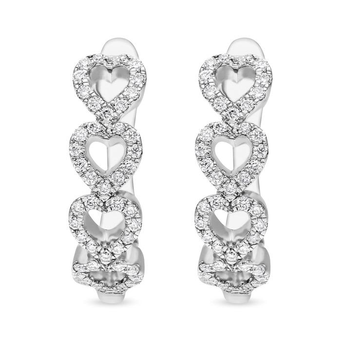 Diamond Earrings DEF0012