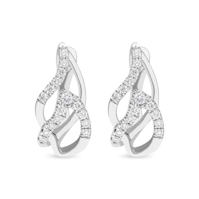 Diamond Earrings DEF0015