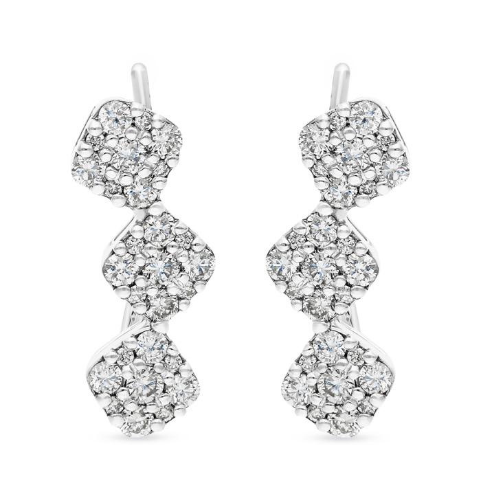 Diamond Earrings DEF0053