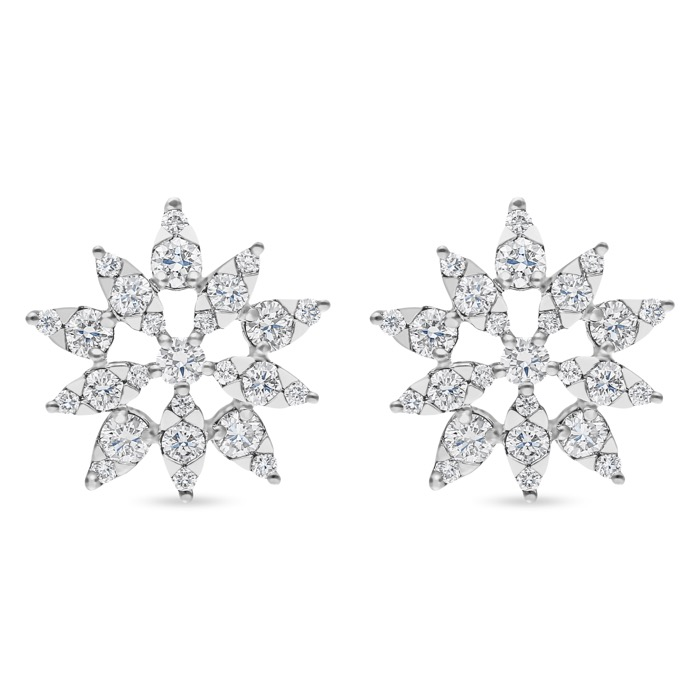 Diamond Earrings DEF0063
