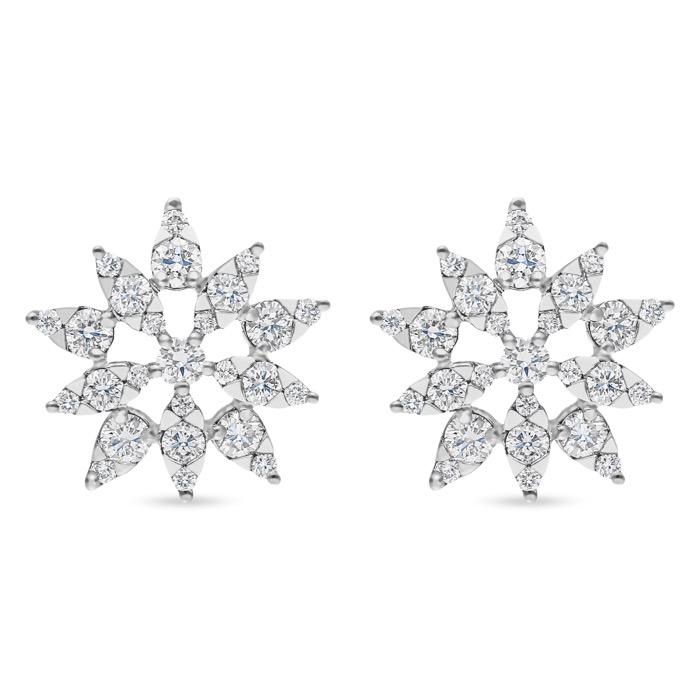 Diamond Earrings DEF0063