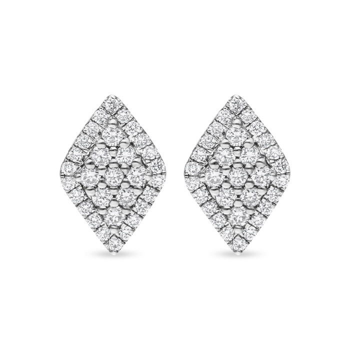 Diamond Earrings DEF0107