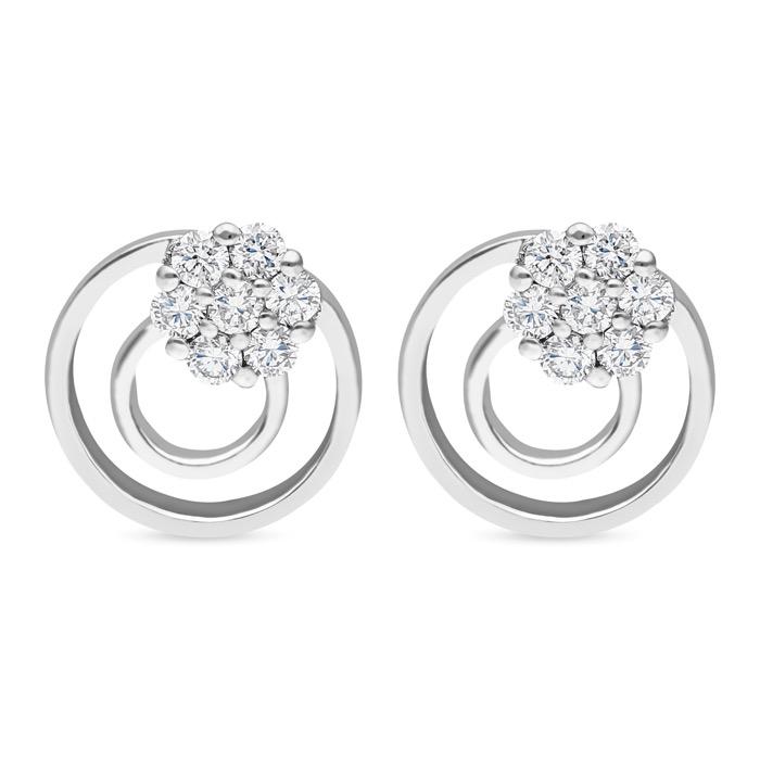 Diamond Earrings DEF0115
