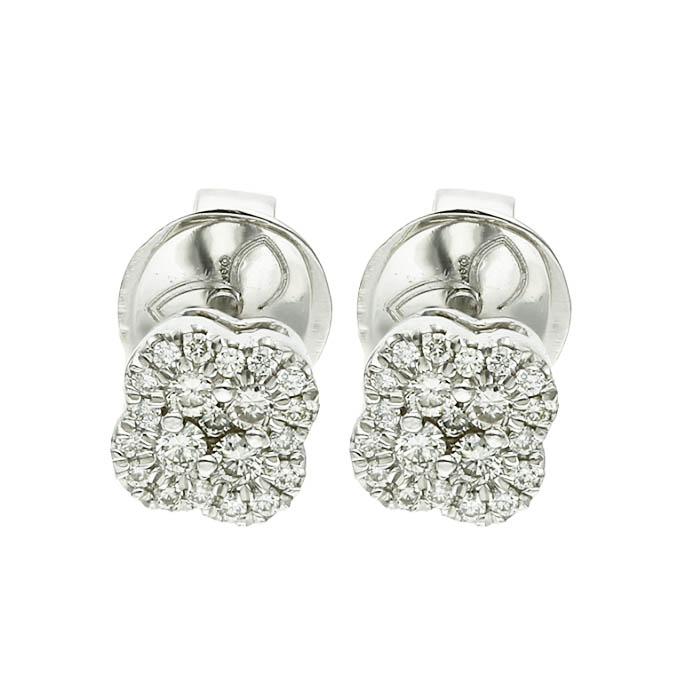 Diamond Earrings DEF0116
