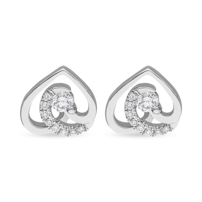 Diamond Earrings DEF0127