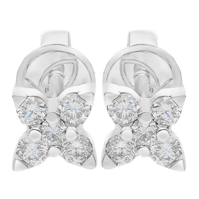 Diamond Earrings DEF0138