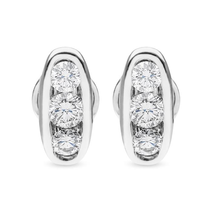 Diamond Earrings DESS0016