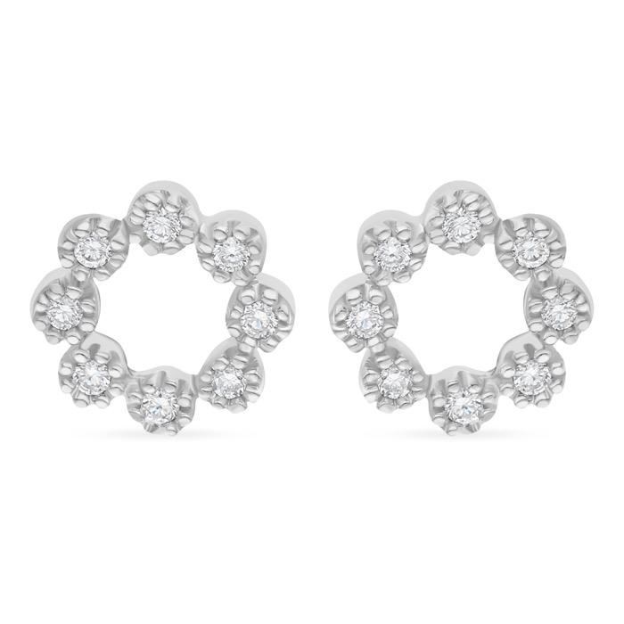 Diamond Earrings E17141