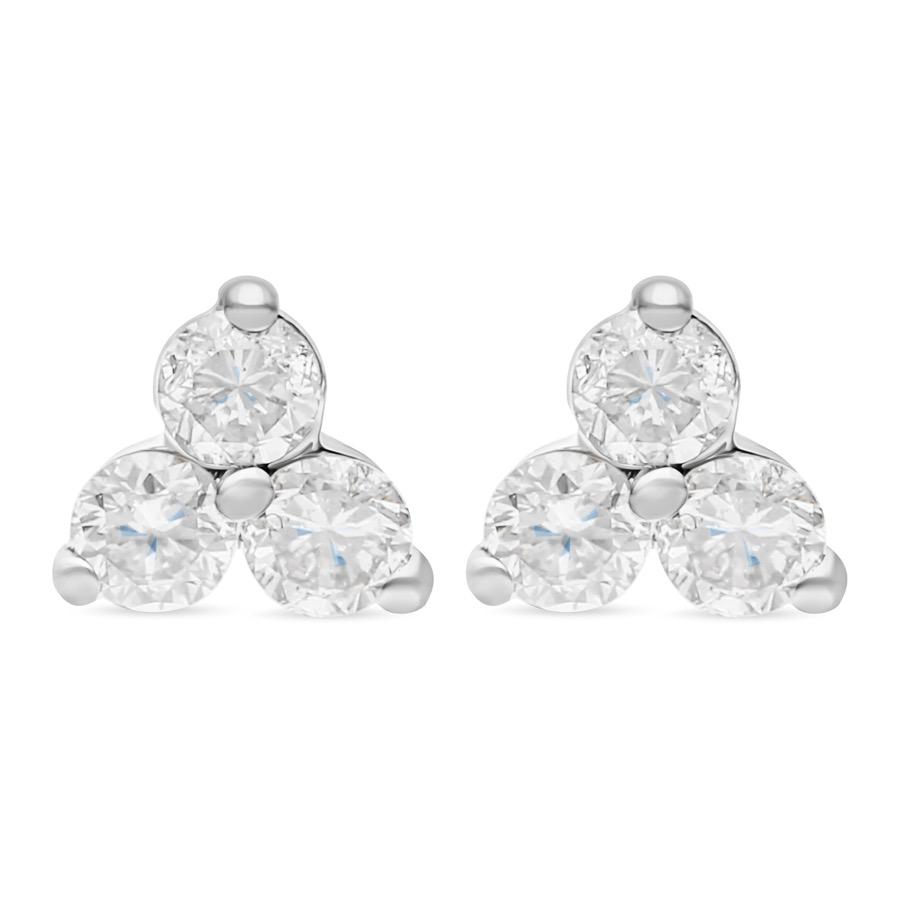Diamond Earrings EXED7462