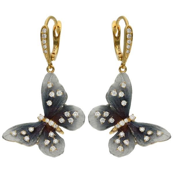 Diamond Earrings G1011E
