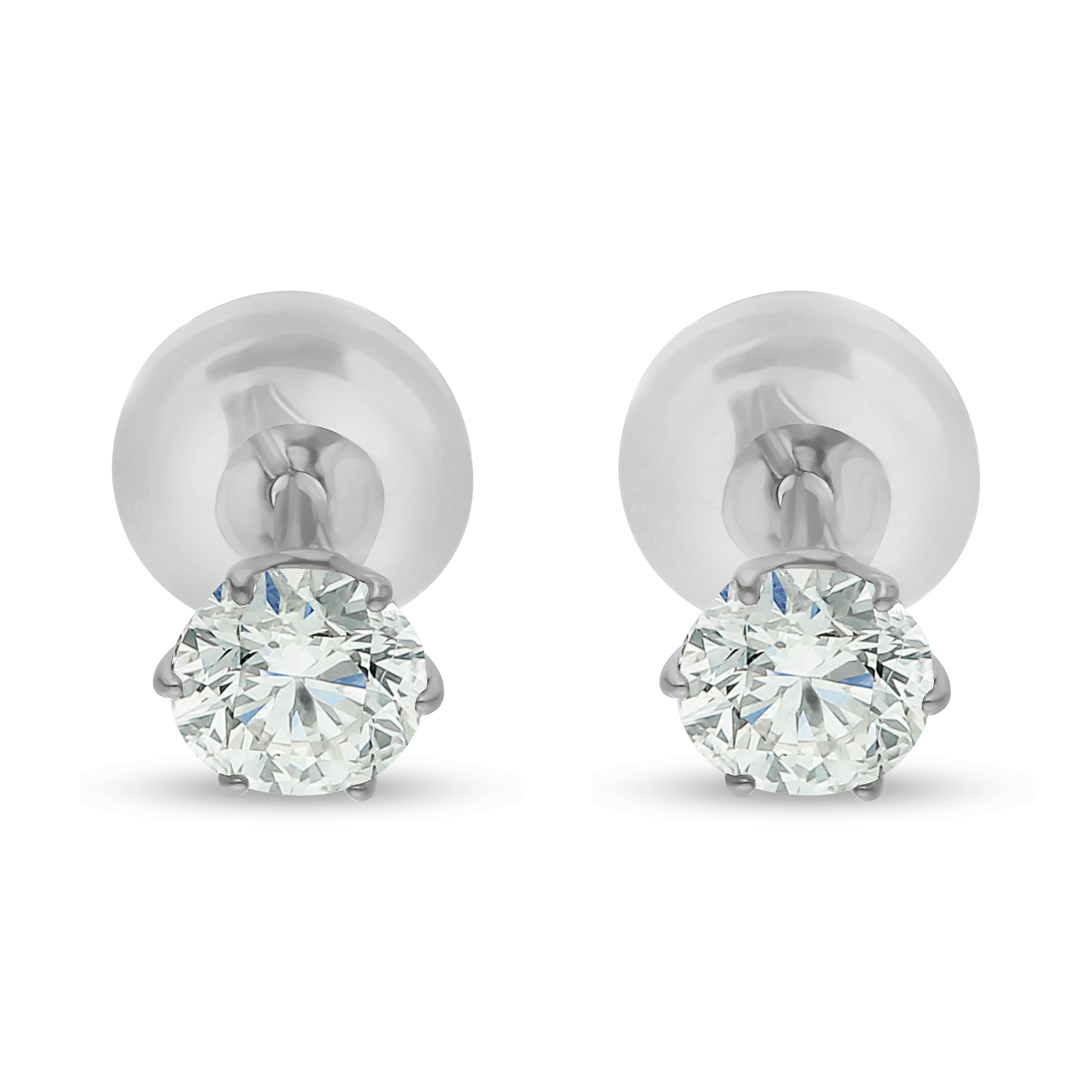 Diamond Earrings HAC-0059