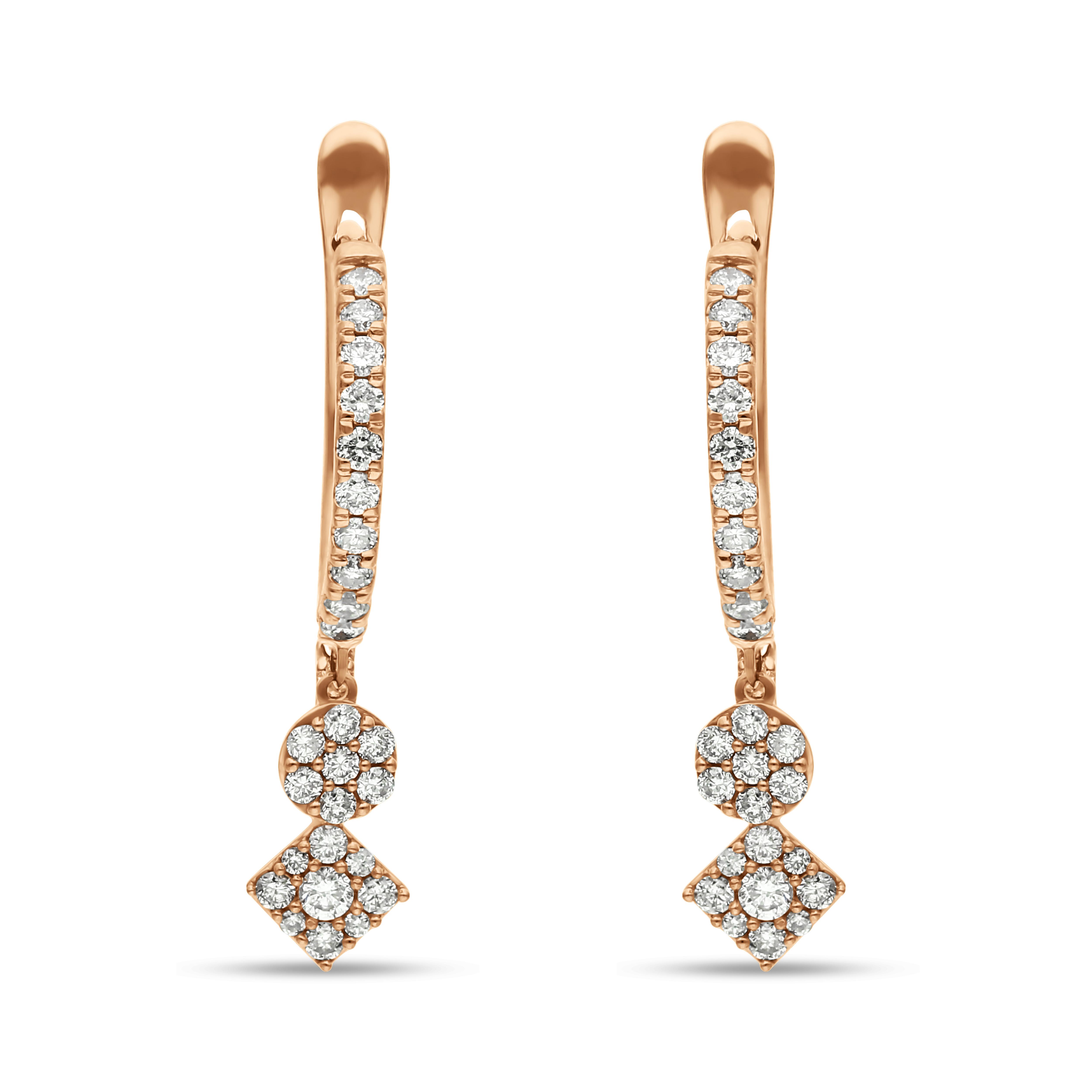 Diamond Earrings JBE-61294