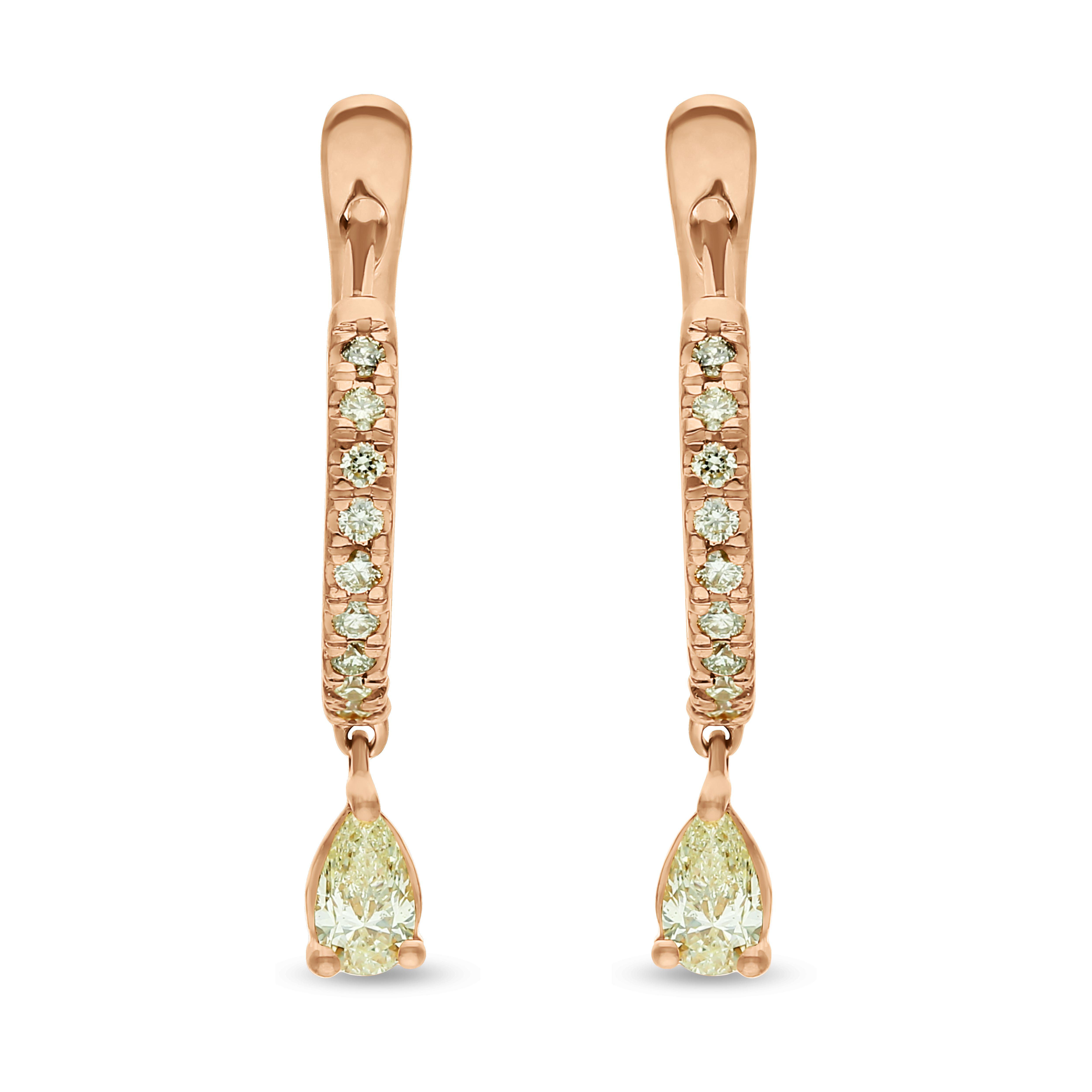 Diamond Earrings JBE-61303
