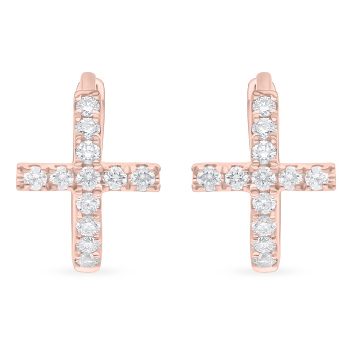 Diamond Earrings JDE0093