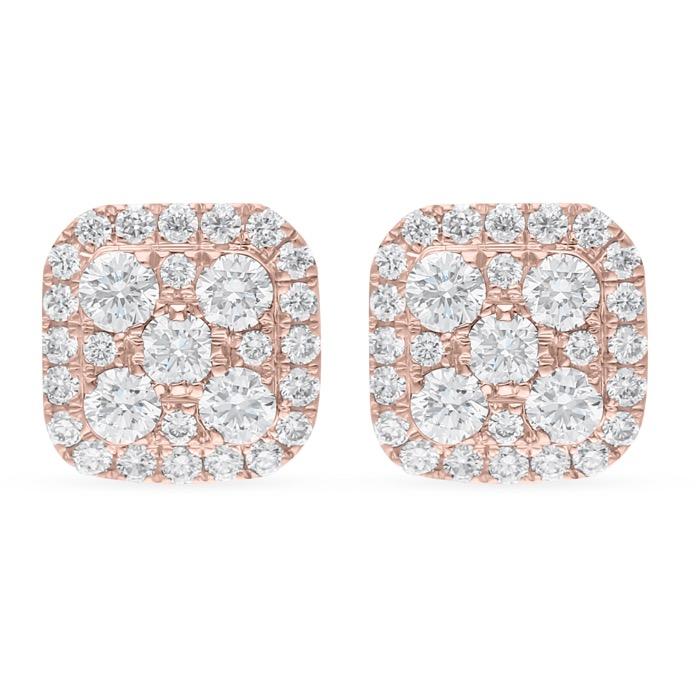 Diamond Earrings JDE0287