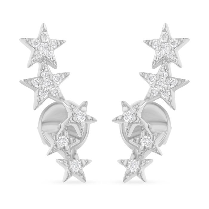 Diamond Earrings JNC-E17210