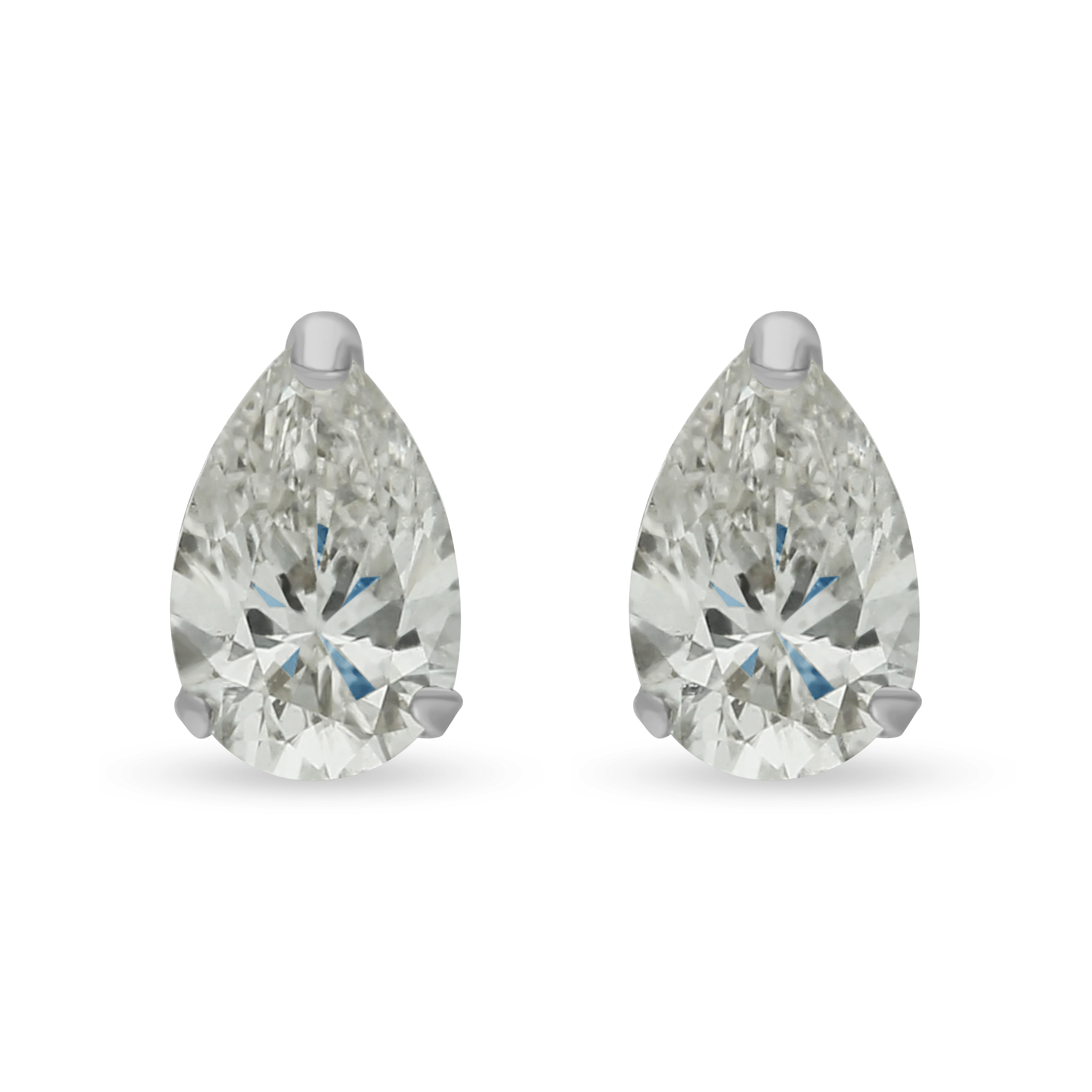 Diamond Earrings P15228B