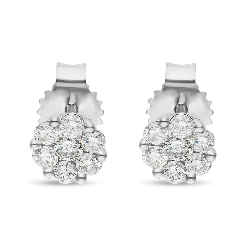 Diamond Earrings SE1D-0502