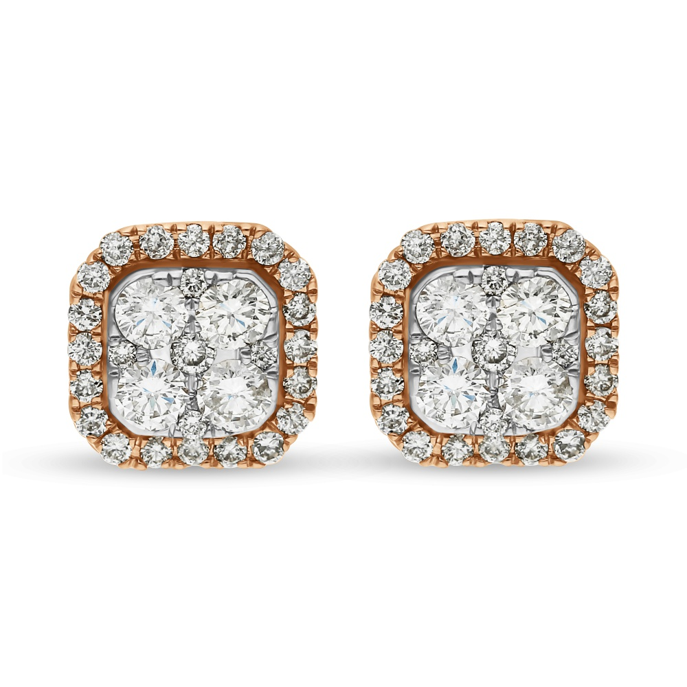 Diamond Earrings SE1D-0563