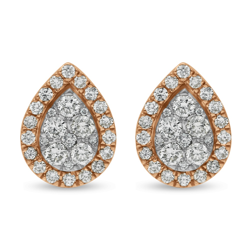 Diamond Earrings SE1D-0601