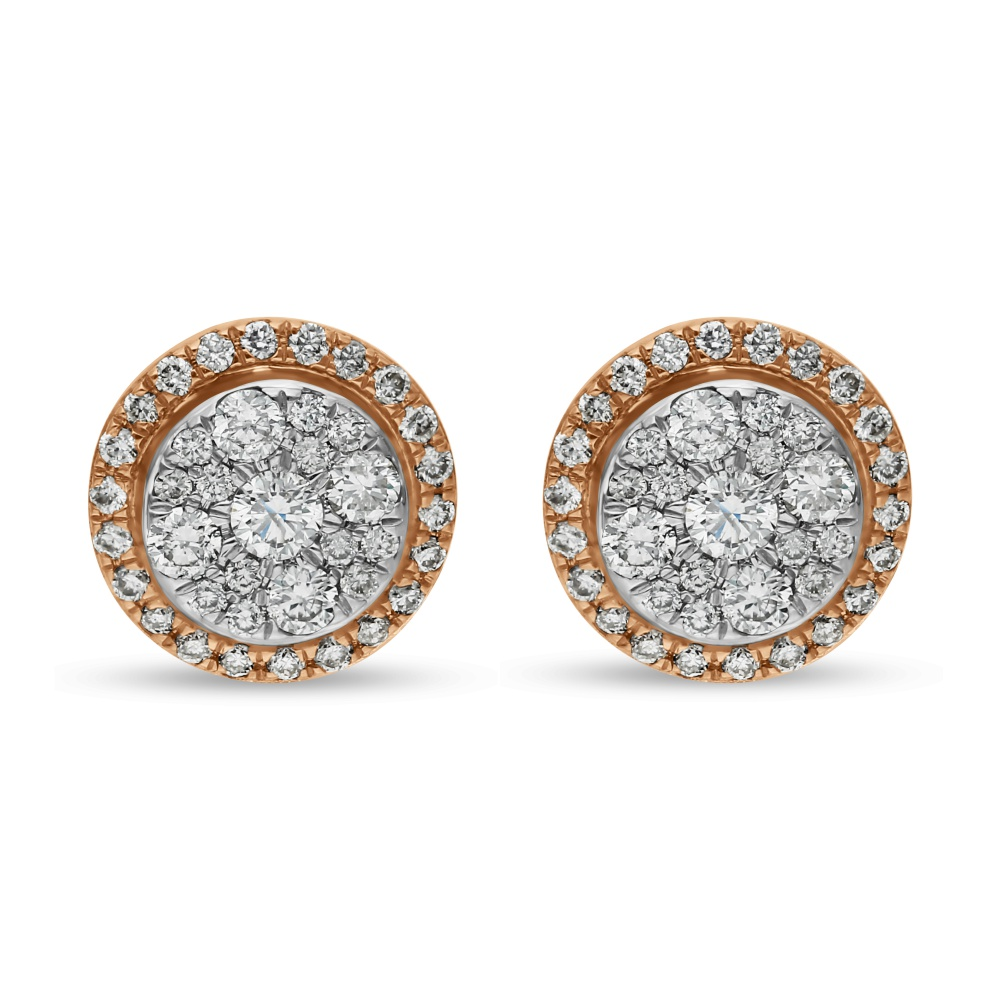 Diamond Earrings SE1D-0712