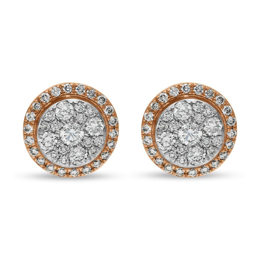 Diamond Earrings SE1D-0712