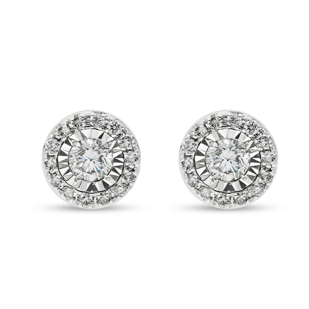 Diamond Earrings SE1D-0718