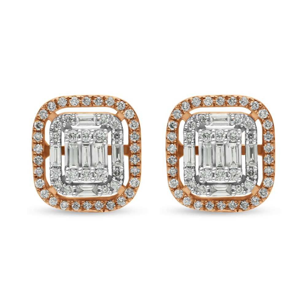 Diamond Earrings SE1D-0732