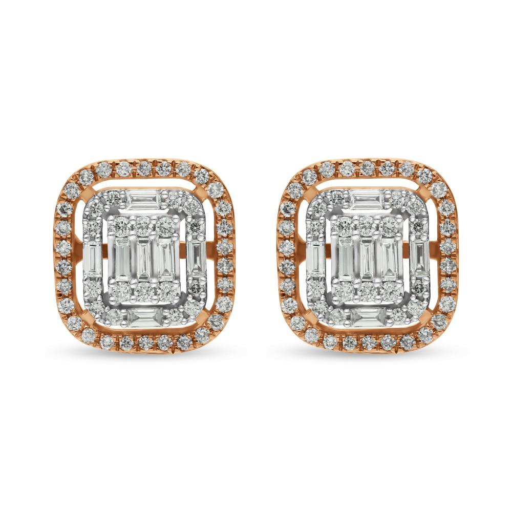 Diamond Earrings SE1D-0732