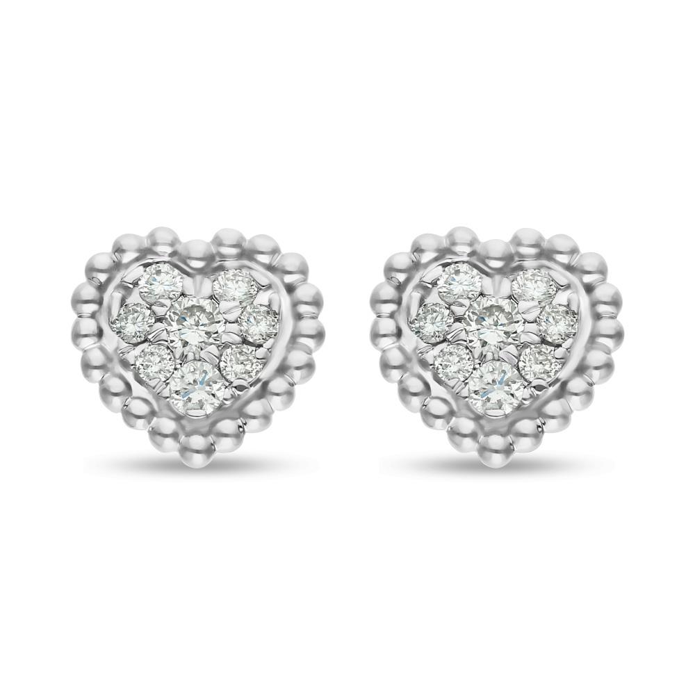 Diamond Earrings SE1D-0762