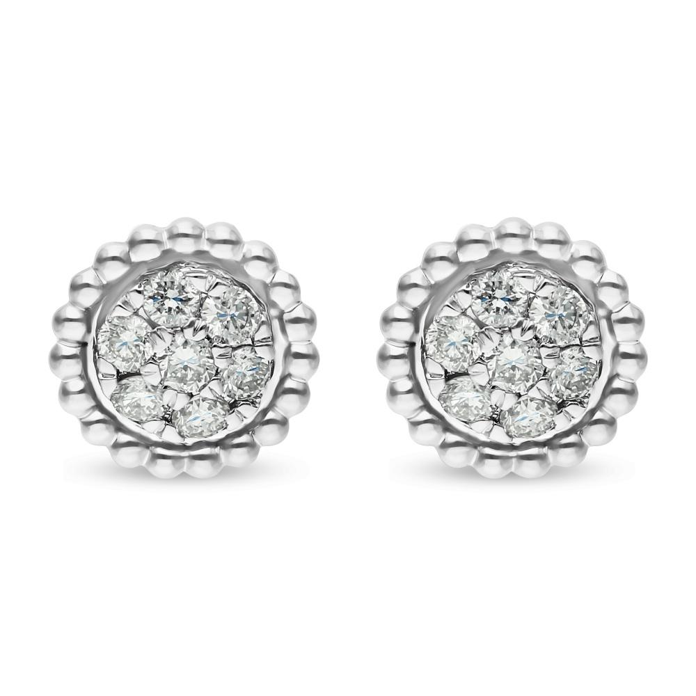 Diamond Earrings SE1D-0764