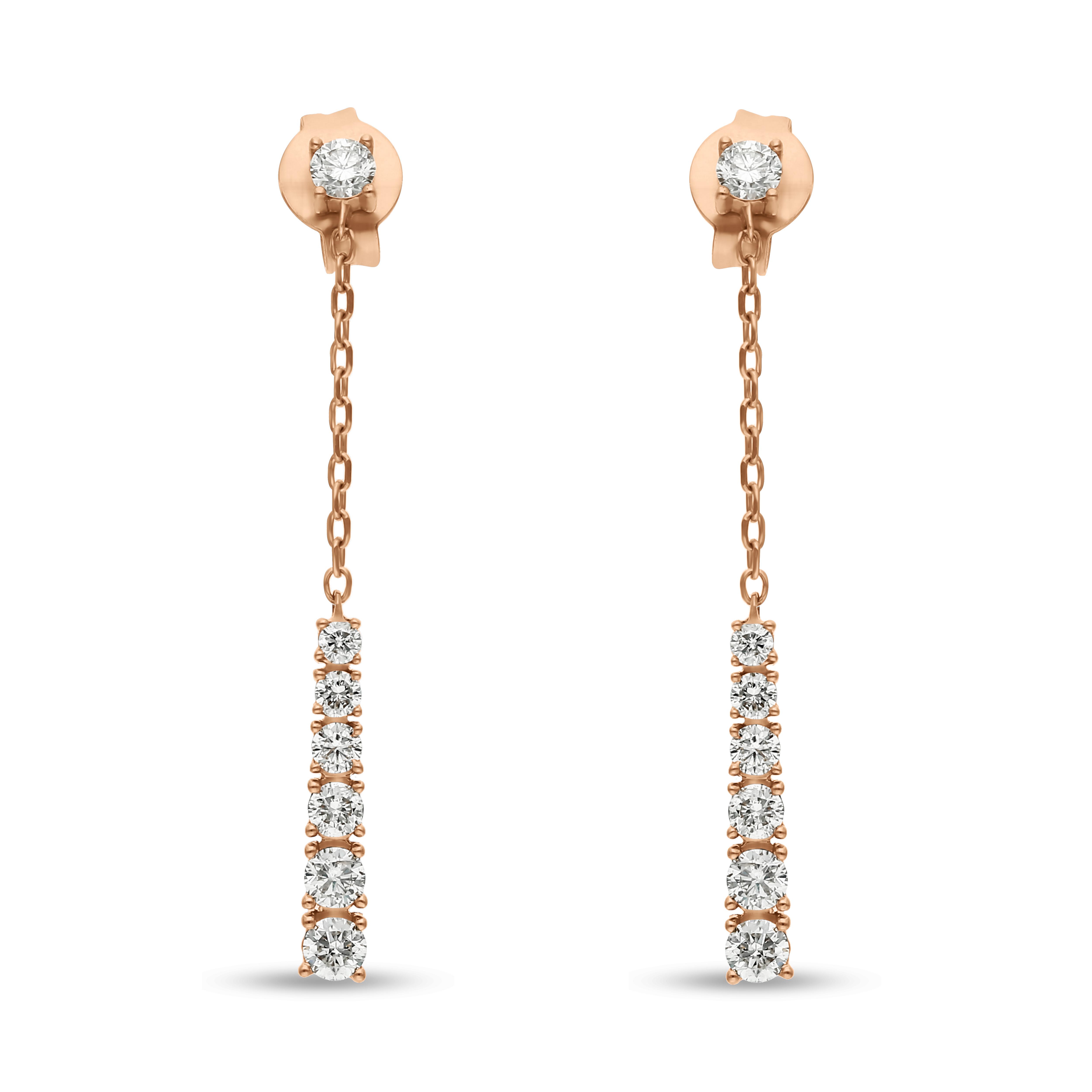 Diamond Earrings SE1D-0808