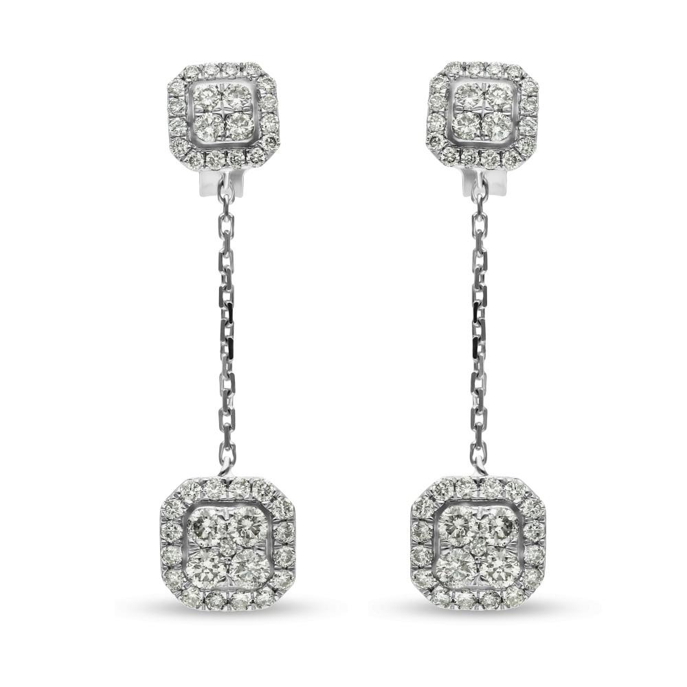 Diamond Earrings SE1D-0810