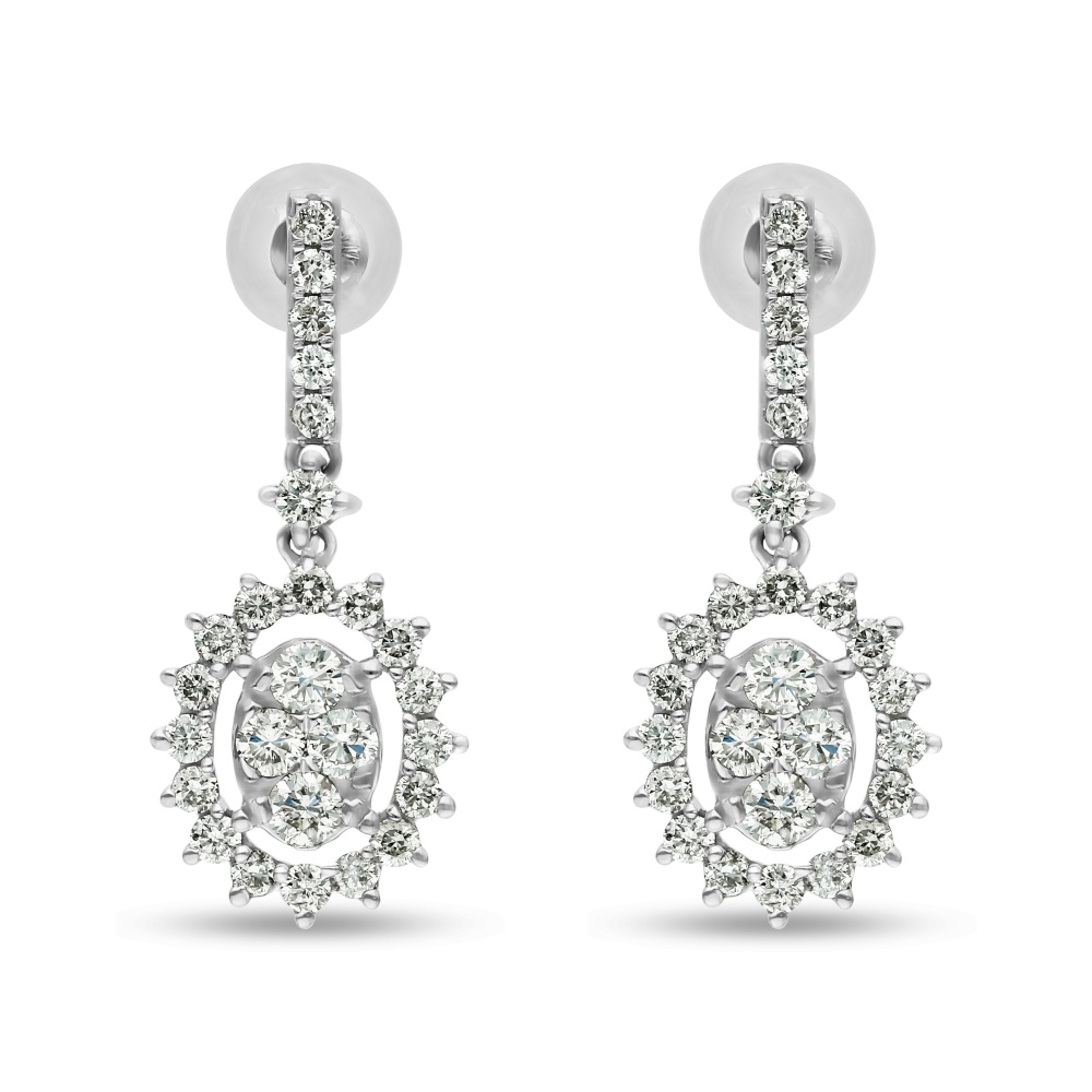 Diamond Earrings SE1D0777
