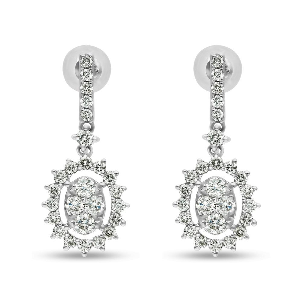 Diamond Earrings SE1D0777